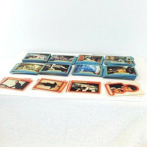 Other - 1979 Moonraker Eon Sticker Trading Cards